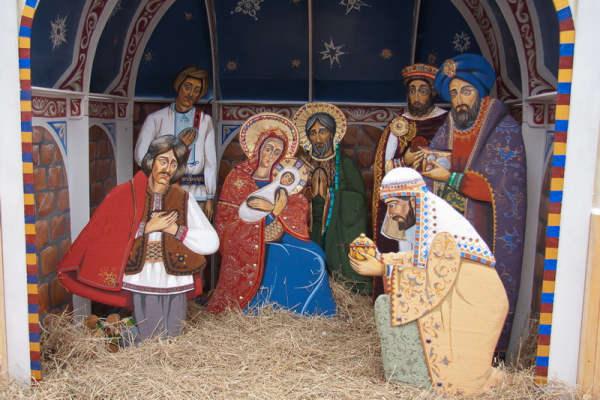 Костюмы волхвов на рождество своими руками